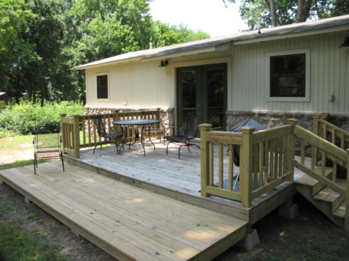 Rivers Edge Cabin 43